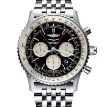 Breitling Navitimer Rattrapante Steel 45mm Black United States of America, Florida, Boca Raton
