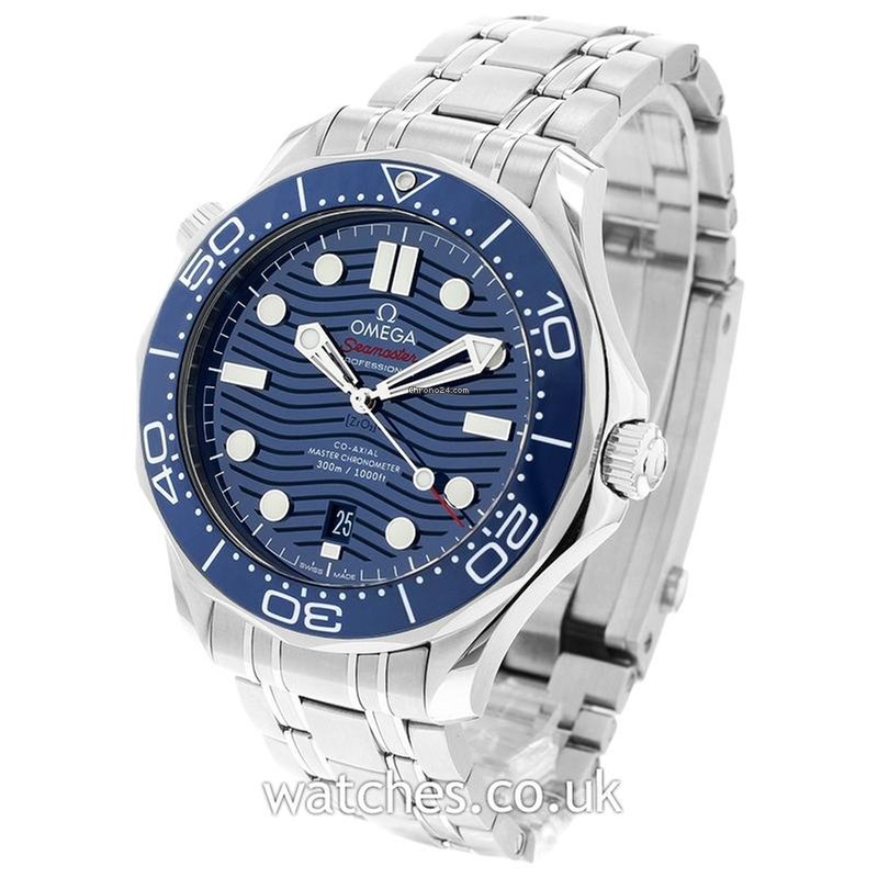 d0c2c9eb009 Omega Seamaster Diver 300M Co-Axial Master Chronometer for  4