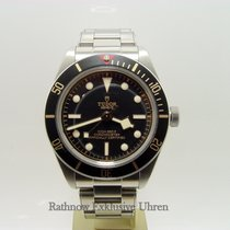 Tudor 79030N Stahl Black Bay Fifty-Eight 39mm