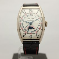 Franck Muller Automatic Arabic numerals 45mm pre-owned Cintrée Curvex