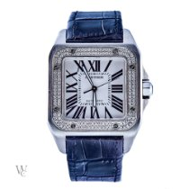 Cartier Steel 38mm Automatic 2656 new