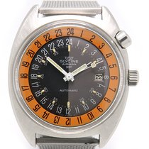 Glycine Steel 43mm Automatic Airman pre-owned