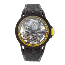 Roger Dubuis Titanium 45mm Automatic DBEX0616 pre-owned