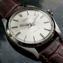Rolex Oyster Precision Steel 34mm Silver United States of America, California, Beverly Hills