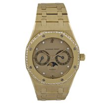 Audemars Piguet Royal Oak Day-Date Yellow gold 36mm Champagne