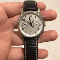Longines Steel Automatic L2.669.4.78.3 pre-owned Singapore, SG