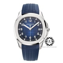Patek Philippe Aquanaut White gold 42.2mm Blue United States of America, New York, NEW YORK
