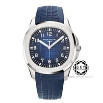 Patek Philippe Aquanaut 5168G new