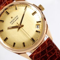 Zenith Rose gold Automatic Gold pre-owned