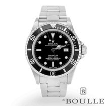 Rolex Sea-Dweller 4000 Steel 40mm Black No numerals United States of America, Texas, Dallas