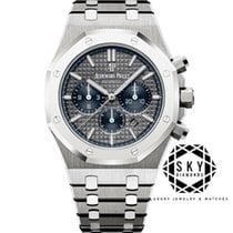 Audemars Piguet Royal Oak Chronograph Titanium 41mm Grey No numerals