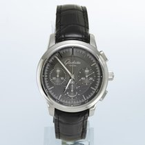 Glashütte Original Senator Chronograph Steel 47mm Grey United States of America, Florida, Sarasota