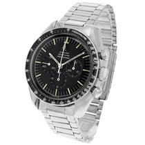 Omega Speedmaster Professional Moonwatch Steel 43mm Black