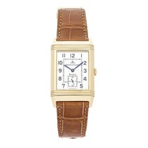Jaeger-LeCoultre Reverso Grande Taille Yellow gold 36.5mm Silver Arabic numerals United States of America, Pennsylvania, Bala Cynwyd