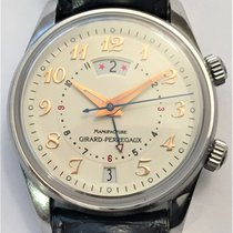 Girard Perregaux 4940 Steel Traveller 38mm pre-owned United States of America, Florida, Miami