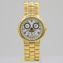 Michel Herbelin Yellow gold 31mm Quartz pre-owned