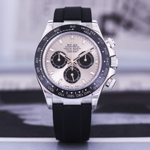 Rolex Daytona Oro blanco Arábigos