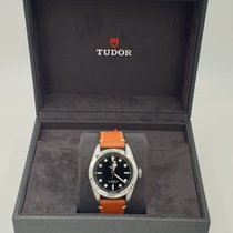 Tudor Black Bay 41 Сталь Чёрный