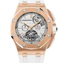 Audemars Piguet Royal Oak Offshore Tourbillon Chronograph Audemars Piguet 26540OR.OO.A010CA.01 nouveau