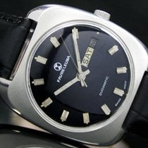 Favre-Leuba Steel 35mm Automatic pre-owned