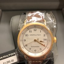 Hamilton Khaki Navy Pioneer new Automatic Watch with original box and original papers H78205553