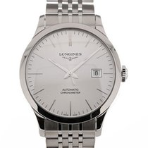 Longines Record L2.821.4.72.6 new