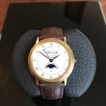 Blancpain Villeret Moonphase Yellow gold 34mm