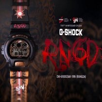 Casio G-Shock Australia, Kingsdene
