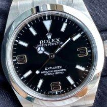 Rolex Explorer Steel 39mm Black Arabic numerals United States of America, Massachusetts, Boston