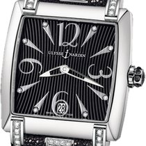 Ulysse Nardin Caprice Steel 34mm Black Arabic numerals United States of America, New York, Greenvale