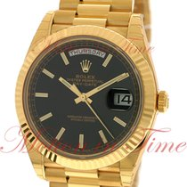 Rolex Day-Date 40 228238 bkdmip pre-owned