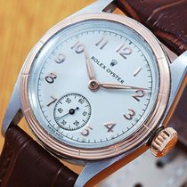 Rolex Oyster Sub Second Rose Gold Midsize Watch