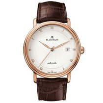Blancpain Men's 6223364255B Villeret Automatic Watch