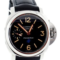 Panerai Luminor Marina Logo Acciaio 44MM Automatic Men Watch...