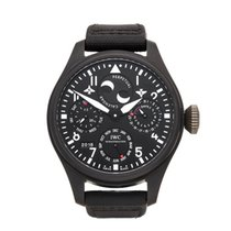 IWC Big Pilot's Perpetual Calendar Top Gun Ceramic Gents...