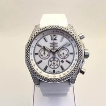Breitling Bentley Barnato Steel 42mm White Arabic numerals United States of America, New York, Flushing
