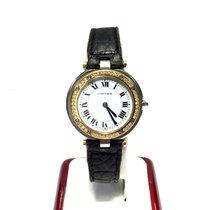 Cartier Gold/Steel Quartz pre-owned