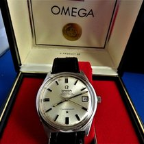 Omega Constellation Auto Stainless Vintage Date Chronometer...