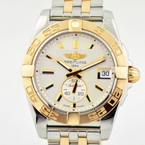 Breitling Windrider Galactic 36 Automatic Two Tone Steel Rose...