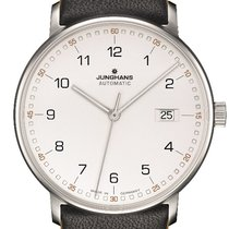 Junghans FORM A Steel 39,1mm Arabic numerals