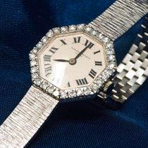 Vacheron Constantin Rare Octagon Diamond Set Roman Numeral 18...