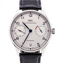 IWC Portuguese Automatic Steel Arabic numerals