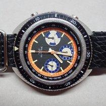 Glycine 1970s Valjoux 72 Diver Chronograph Automatic Mens...