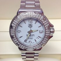 TAG Heuer Formula 1 37mm Diamond Bezel - Serviced by Tag