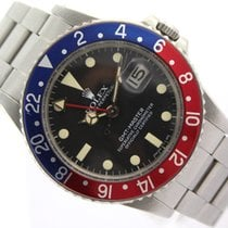 Rolex Oyster Perpetual GMT Master Vintage