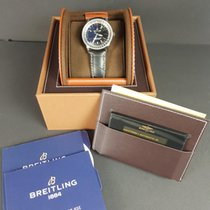 Breitling Navitimer Steel 38mm Black