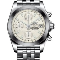 Breitling Steel 38mm Automatic W1331012/A774/385A new
