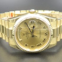 Rolex Day-Date 36 new 36mm Yellow gold