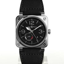 Bell & Ross BR 03-97 Réserve de Marche Steel 42mm Black