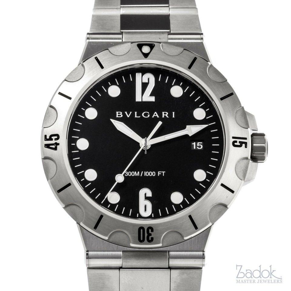Koupě hodinek Bulgari  c80abe41c8c